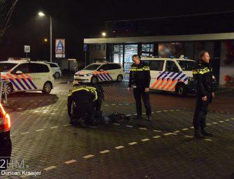 Veel politie op de been na vechtpartij in Bodegraven