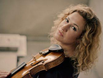 Gwendolyn Masin and friends spelen populaire klassieke muziek in De Brug