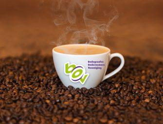 Bodegraafse Ondernemers Vereniging schenkt gratiskoffieen thee
