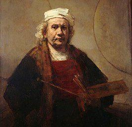Opstelwedstrijd over Rembrandt