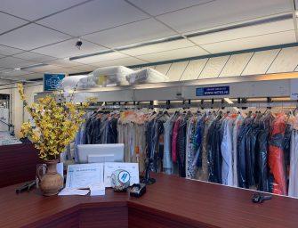 Breng je kleding en textiel bij Stomerij Primeur in Bodegraven