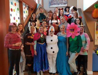 Carnaval op de Willibrordschool in Bodegraven