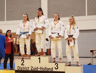 3 judoka's plaatsen zich voor het NK