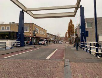Centrumbrug in Bodegraven één dag afgesloten