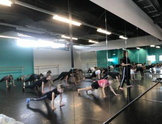 Tweede editie 'Danshart' in dansstudio's van Studio Forza