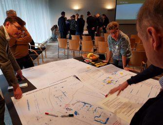 Gemeente en waterschappen trappen klimaatateliers af