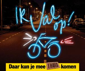 Boetes uitgedeeld bij fietscontrole in Bodegraven