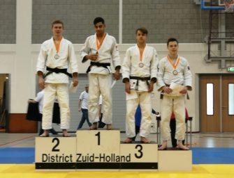 Succesvol weekend voor judoka's Enzo, Indy en Caitlin