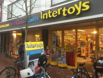 Intertoys in zwaar weer, winkel in Bodegraven blijft voorlopig open
