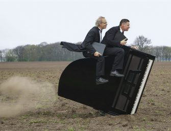 Duo Stenzel & Kivits, oerkomisch muzikaal cabaret