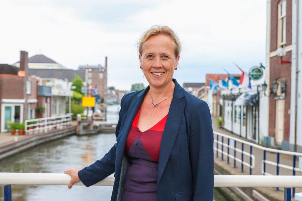 Spreekuur wethouder Inge Nieuwenhuizen