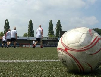 Walking Football is meer dan alleen voetbal