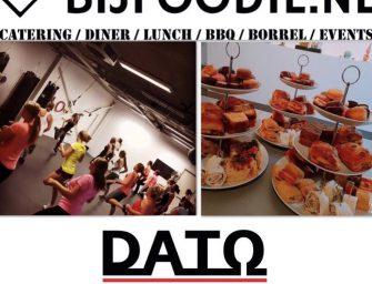 DATO Training en Bij Foodie slaan handen ineen op zondag 31 maart