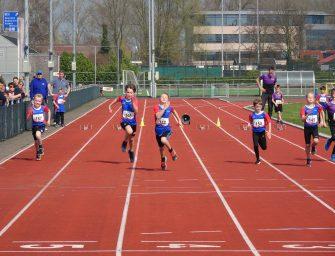 Atleten Sportclub Reeuwijk openen sterk