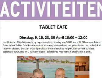 Leer fijne kneepjes tablet en telefoon in HVA Nieuwerbrug