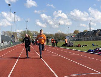 Sport en spel bij Koningsspelen Reeuwijk