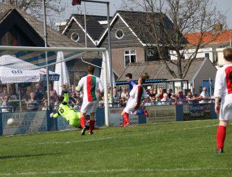 RVC revancheert zich tegen Stompwijk