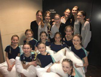 Studio Viva Dans weer in de prijzen