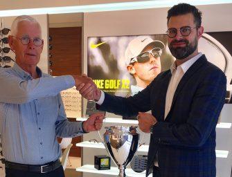 Koos Turk winnaar Bodegraafs Golfkampioenschap 2019 / VANDAMBRILLEN CUP