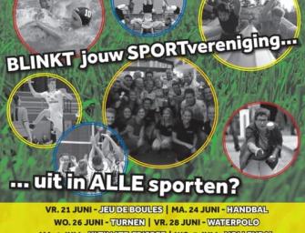 ReBo Sportontmoeting programma 2019