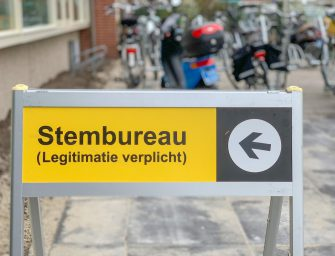 Stembureaus Europees Parlement donderdag 23 mei