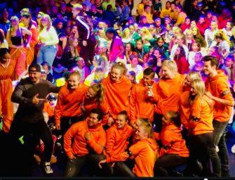 Groot succes op het NK voor Studio Viva Dans