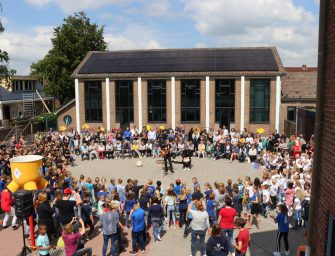 Voorstelling Body Boem Big Band Da Costaschool