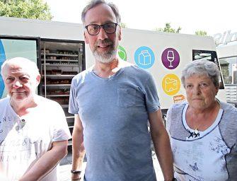 Video: SRV-wagen Rijngaarde weer terug op oude plek