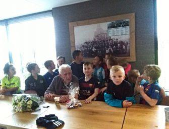 Wim van Doorn 70 jaar trainer ESTO