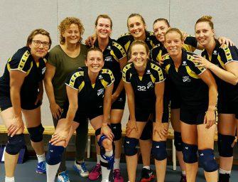 VSTS Dames Master 1 Nederlands kampioen