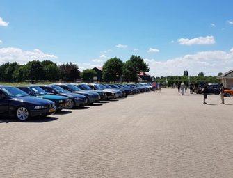 Bodegraver organiseert evenement voor BMW eigenaren en liefhebbers