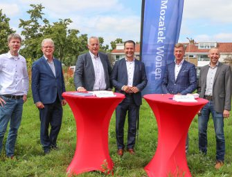 Eerste Ouden Huis straks in Bodegraven