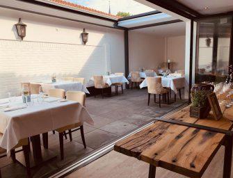 Restaurant Bij Robbert vernieuwd