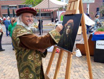 Geslaagde Rembrandtdag in Bodegraven