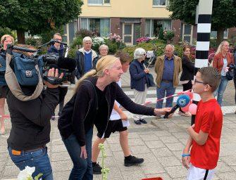 VIDEO: 12-jarige Thijs den Engelsman organiseert sponsorloop voor ziekte