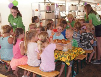 Warme groet van het Kinderfeest