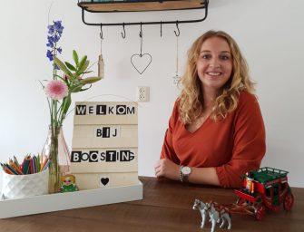 Inge Sluijs uit Bodegraven start Boosting kindercoaches