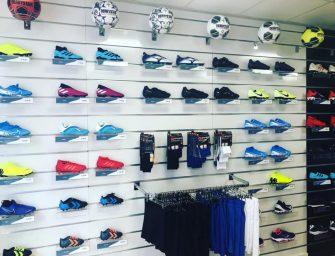 Voetbalschoenen bij RH Sport