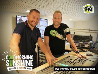 Gebroeders Kok beginnen ochtendshow op de radio