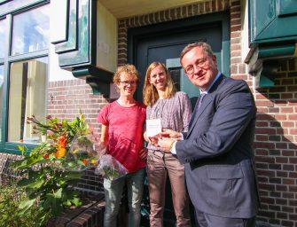 Huis in Koningsstraat krijgt predikaat Gemeentelijk Monument