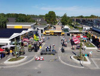Winkelcentrum Westplein in Reeuwijk feestelijk geopend