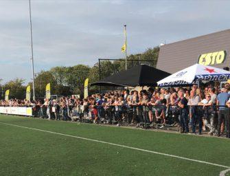 ESTO opent nieuw hoofdveld zondag tijdens derby tegen RVC '33