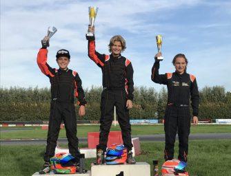 2e plaats Z-H Kampioenschap karten voor Tristan uit Bodegraven