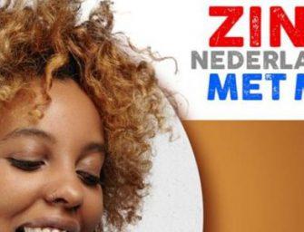 Plezier staat voorop bij 'Zing Nederlands Met Me'!