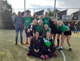 Reeuwijk B1 Korfbal kampioen