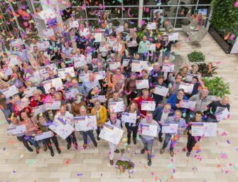 Rabo ClubSupport: 'Samen vieren we de winst!'