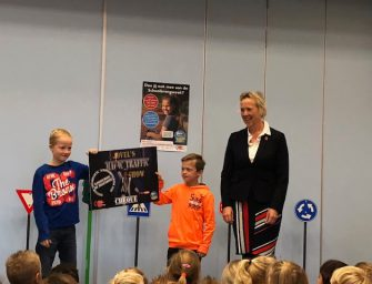 De Regenboog wint prijs met 'schoolbrengweek'