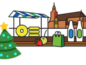 Oproep: kraamleden & vrijwilligers gezocht kerstmarkt Kerkstraat & Raadhuisplein 14 december