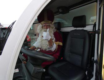 PicNic levert Sinterklaas af bij De Regenboog en Koko