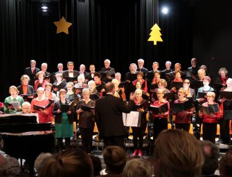 Voices4Xmas Kerstconcert op 15 december